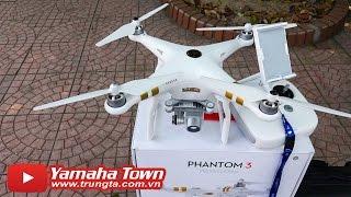 Flycam - Hướng dẫn chọn mua và bảo quản! [DJI Phantom 3 Professional] ✔
