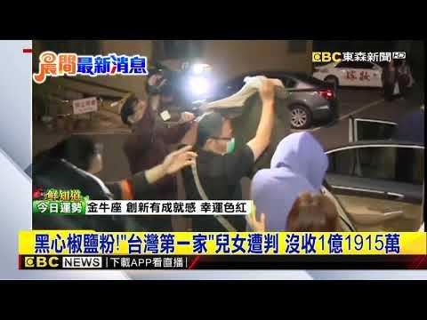 黑心椒鹽粉!「台灣第一家」兒女遭判 沒收1億1915萬