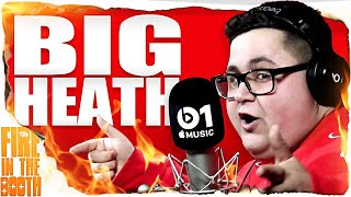BiG Heath - Fire In The Booth