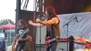 Monster Magnet - Full Show, Live at The Rock Carnival, FirstEnergy Park in Lakewood NJ on 10/1/16