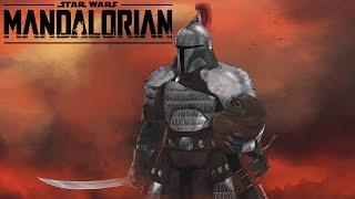 Star Wars: The Mandalorian Theme   EPIC MONGOLIAN VERSION (The HU Style)