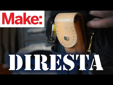 DiResta: Leather Sheath