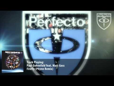 Paul Oakenfold feat. Matt Goss - Firefly (Phynn Remix)