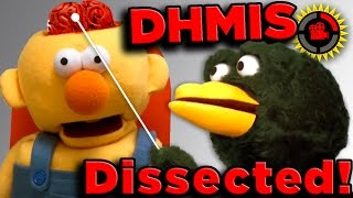 Film Theory: Don't Hug Me I'm Scared DECODED!