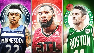 5 BLOCKBUSTER TRADES THAT ARE ABOUT TO HAPPEN