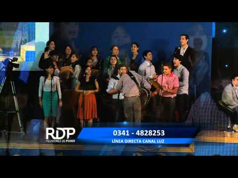 Coro iglesia Evang  Misonera Argentina 12 10 2013