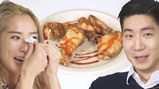 "We Tried Korea's ""Spiciest"" Sauce"