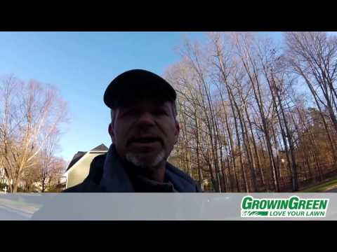 GrowinGreen - A Great Lawn Start's with a Soil Test - Part 1