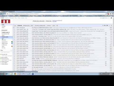 Google Apps - Upoznavanje sa sučeljem Gmaila