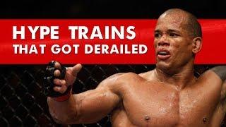 10 Hype Trains That Got Derailed in MMA