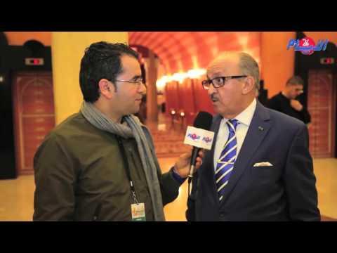 الكوميدي محمد الجم