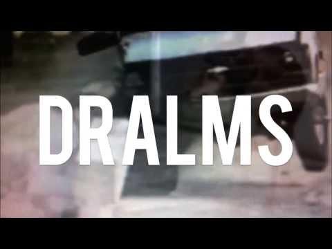 "DRALMS - ""Crushed Pleats"" (Teaser)"