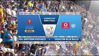 Currie Cup Semi-Final | Western Province vs Blue Bulls