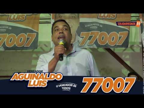 Lançamento Campanha Aguinaldo Luis 2016 - Seropédica