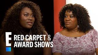 "Danielle Brooks & Adrienne C. Moore Talk ""OITNB"" Season 4 | E! Live from the Red Carpet"