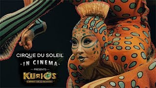 Cirque du Soleil in Cinema Presents KURIOS – Cabinet of Curiosities | November 13th ONLY!