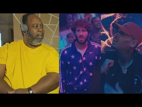 Dad Reacts to Lil Dicky - Freaky Friday feat. Chris Brown (Official Music Video)