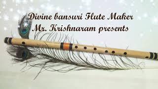 South Indian & Classical Flute tutorial part 2 by Krishnaram