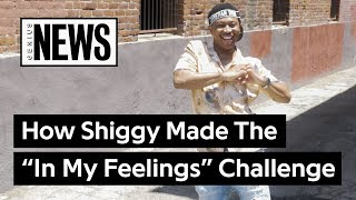 """Shiggy Explains How He Created The """"In My Feelings"""" Challenge   Genius News"""