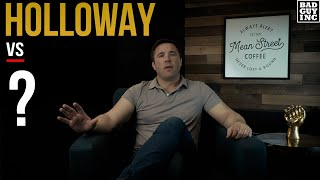 What to do with Max Holloway...