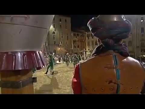 Spot Giostra del Saracino di Arezzo 2014