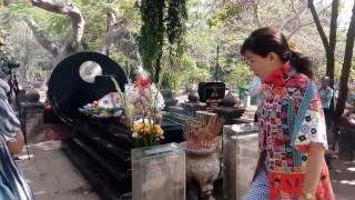 Côn Đảo - Viếng mộ chị Võ Thị Sáu nghe thuyết minh