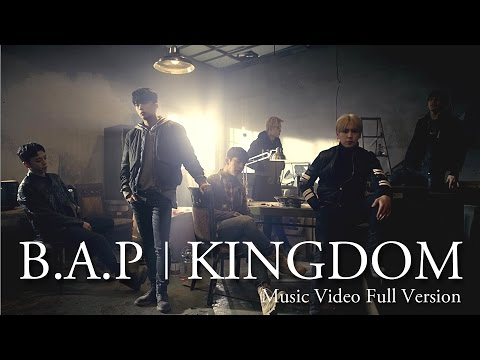 【MV】B.A.P「KINGDOM」Full Ver. (JAPAN 1ST ALBUM 「Best. Absolute. Perfect」収録)