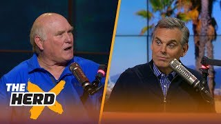 Terry Bradshaw on Eli Manning's struggles, the Falcons and more after Week 9 in the NFL | THE HERD