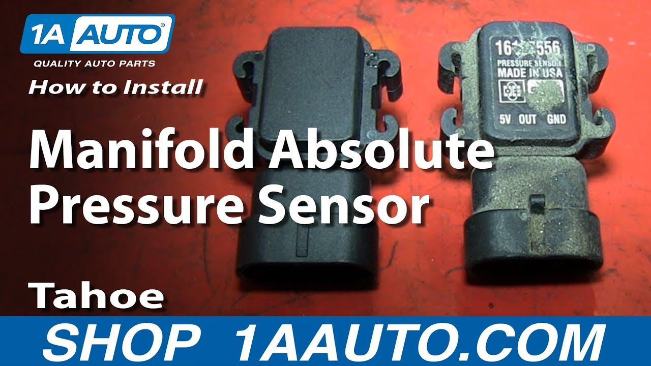 chevrolet express parts diagram how to install replace manifold absolute pressure sensor 1977 chevrolet truck parts diagram