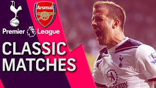 Tottenham v. Arsenal I PREMIER LEAGUE CLASSIC MATCH I 4/20/2011 I NBC Sports