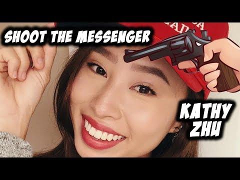 Shoot the Messenger Kathy Zhu | Are You Kidding Me? Ep. #1