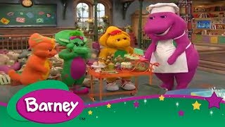 Barney 🍳 Cooking for Friends 🍳