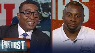 Troy Vincent talks playing against Cris Carter, new NFL rules and more | NFL | FIRST THINGS FIRST