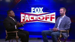 FOX Faceoff - conviction not supported by physical evidence