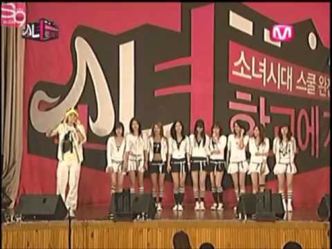 Girls' Generation (SNSD) First Hidden Camera [Eng Subs]