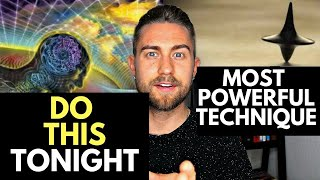 Lucid Dreaming: The most Powerful Technique to Lucid Dream TONIGHT