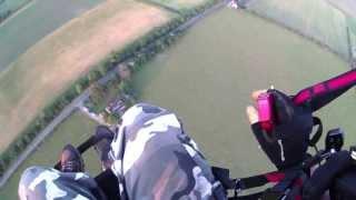 Paramotor balloon