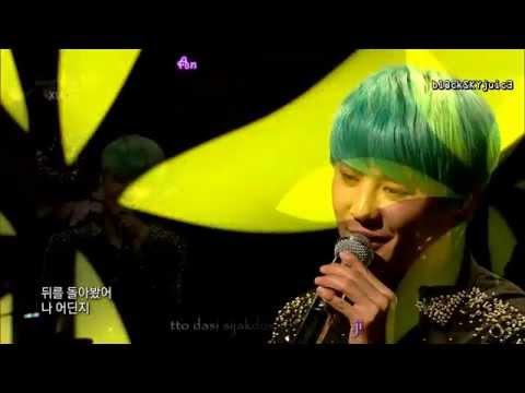 XIA Junsu - Butterfly LIVE @ EBS Space Empathy [han / rom / eng]