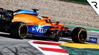 The key area McLaren's having to treat Ricciardo like an F1 beginner