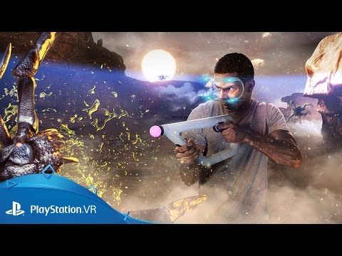 Ps Vr Games The Best Ps Vr Games Out Now Playstation