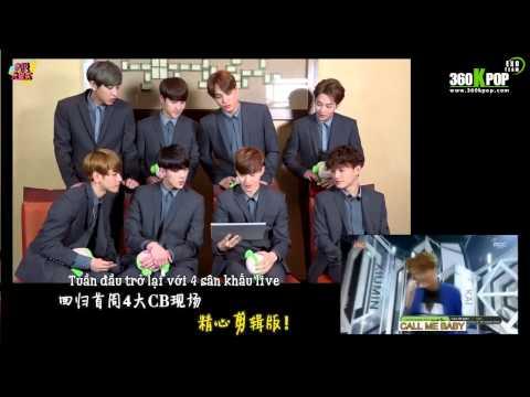 [Vietsub] 150508 EXO YinYueTai Interview [EXO Team]