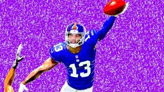 Odell Beckham Jr ONLY NEEDS ONE HAND FOR SPECTACULAR TOUCHDOWN! Madden 19 Ultimate Team