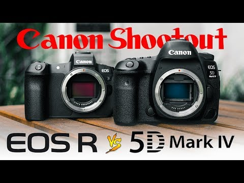video Canon EOS 5D Mark IV – Body