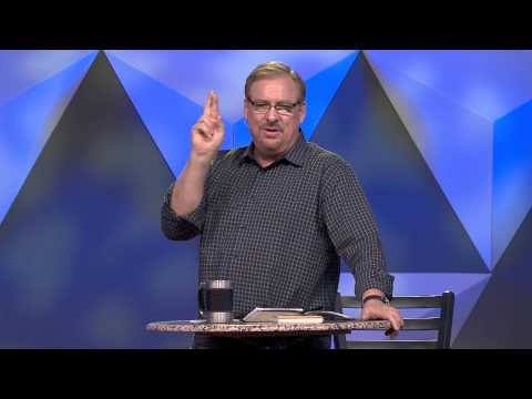 Transformed: How to Face the Fears that Ruin Relationships | Rick Warren