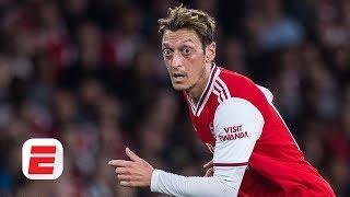 Is Mesut Ozil an easy scapegoat for Arsenal? | Premier League