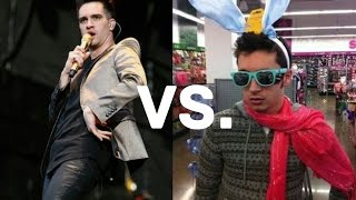 WHO'S SASSIER? BRENDON URIE OR TYLER JOSEPH?
