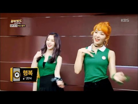 【SeulRene】Red velvet Seulgi×Irene dance&sing together