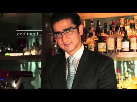 Best Bartender cocktail at 8 1/2 Otto e Mezzo BOMBANA