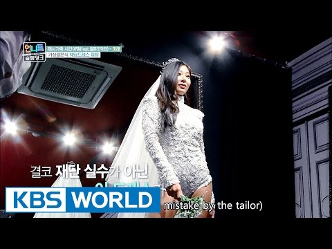 Jessie's fake wedding dress fitting [Sister's Slam Dunk/2016.11.11]
