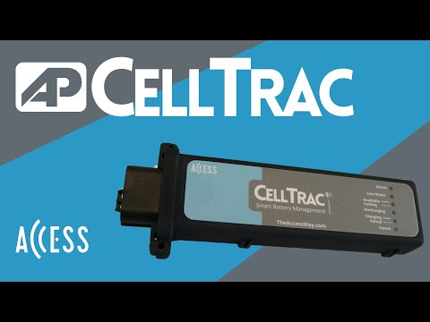 CellTrac - The First 2-in-1 Vehicle and Battery Monitoring Device